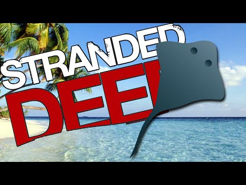 Stranded Deep • Eating Entire Coconuts • E05