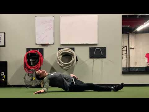 The Hip Stretching Roll