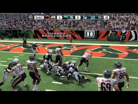 Madden 16 - Breaking Down the Wide 9 | Full Game Commentary