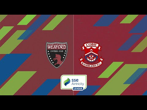 First Division GW16: Wexford 0-4 Cobh Ramblers