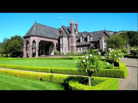Ledson Winery and Vineyards – Kenwood, California in the Sonoma Valley