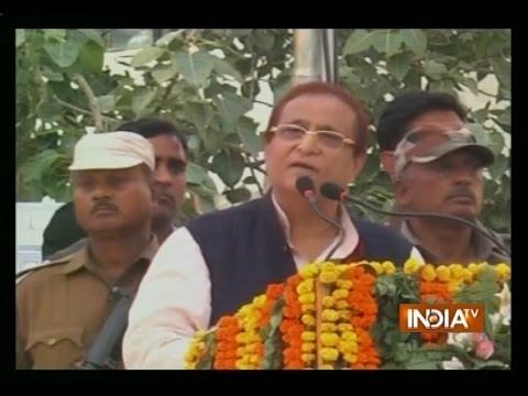 Don't Do Publicity Stunt Here: Azam Khan to Rape Victim