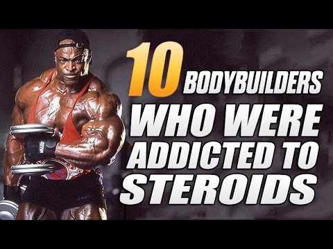 10 Bodybuilders Who Were Addicted To Steroids