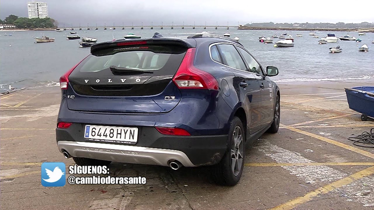 volvo v40 ocean race youtube. Black Bedroom Furniture Sets. Home Design Ideas
