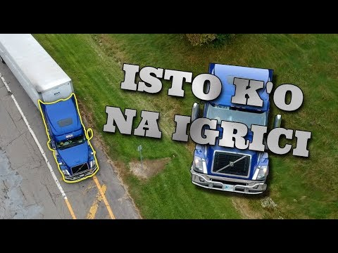 Kamion King - Sedmica sa šoferom (Dio 1.)