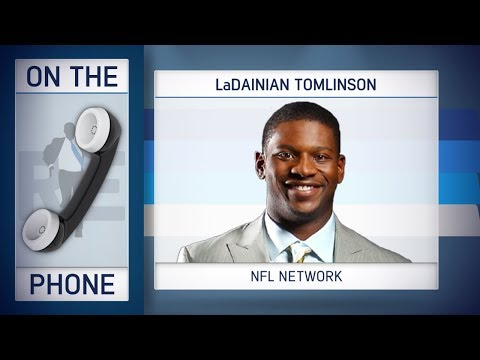 LaDainian Tomlinson Talks Chargers-Chiefs, MVP & More w/Rich Eisen | Full Interview | 12/14/18