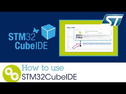 How To Use STM32CubeIDE