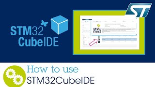 How to use STM32CubeIDE