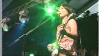 Another great Shonen knife video with China on drums !
