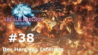 PS4 Final Fantasy 14 Online ARR #038 - Der Herr des Infernos (Primae Ifrit) [German/Deutsch]