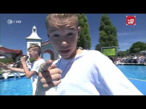 Marcus & Martinus - Like It Like It on ZDF Fernsehgarten GERMANY / GERMAN TV 11.6.2017