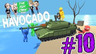 The FGN Crew Plays: Havocado #10 - All the Kevin's