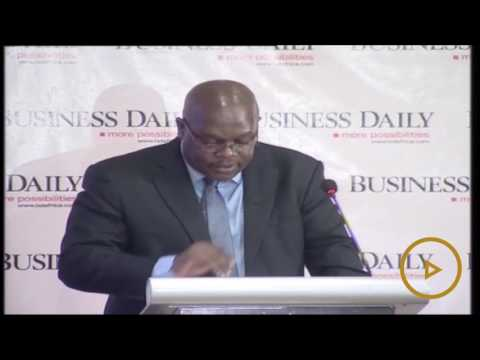 Nation Media Group, CEO's speech during the relaunch of Business Daily