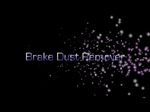3D Products BDX -Brake Dust Remover