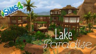 The Sims 4 - House Build - Lake Paradise