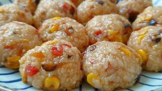 【小穎美食】糯米不用包粽子了,教你新吃法,鬆軟又軟糯,比吃紅燒肉還香!