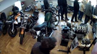 WYSTAWA MOTOCYKLI ZABYTKOWYCH SIEDLISKA PODKARPACIE