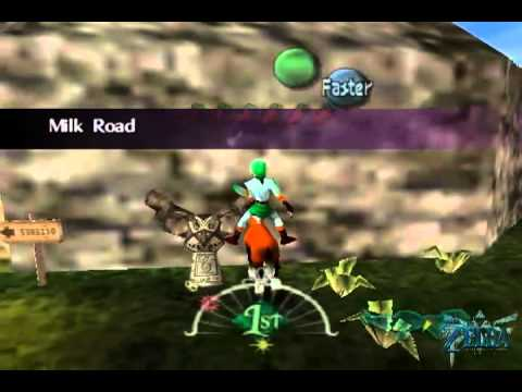 The Legend of Zelda: Majora's Mask Tricks, Glitches, Trucos, & Bugs.