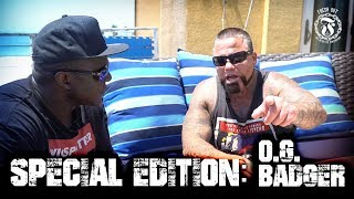 Special Edition: OG Badger answers questions - Prison Talk 15.15
