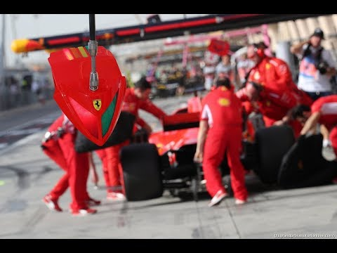 "#DISCUTIAMONE ""EXTRA LARGE"" F1 2018 GP BAHRAIN: SPAVENTOSO."
