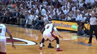 NBA Playoffs: Joe Johnson's Lights Out 2nd Half Not Enough