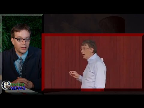 Paducah: Bill Gates' Nuclear Pipe Dream: Convert Mountains of Depleted Uranium to Plutonium (Pt. 2)