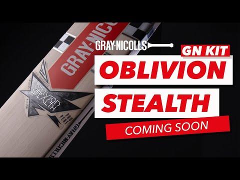 New Cricket Bat: Oblivion Stealth By Gray-Nicolls