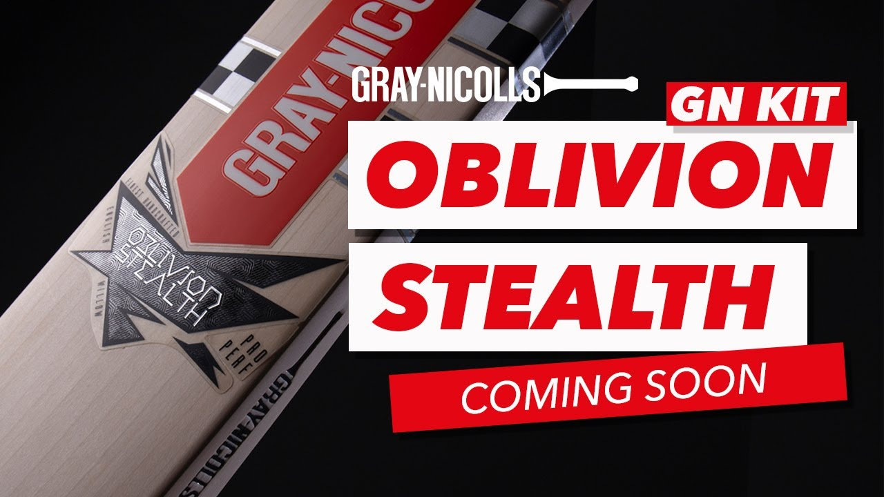 Gray-Nicolls Oblivion Stealth 150 Batte de cricket junior