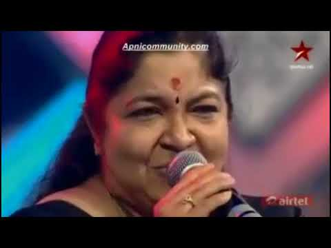 Kehna Hi Kya | Bombay- K S Chithra Singing Without Music