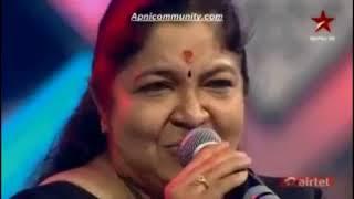 Kehna Hi Kya  Bombay  K S Chithra Singing Without Music