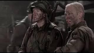 Закурить не найдется?...отрывок из сериала (Братья по Оружию/Band of Brothers)2001