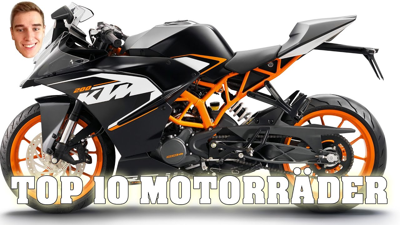 Top 10 125 Ccm Motorr 196 Der 2015 Youtube