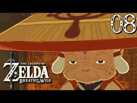 Zelda Breath of the Wild #08 : L'INCROYABLE HISTOIRE D'IMPA !