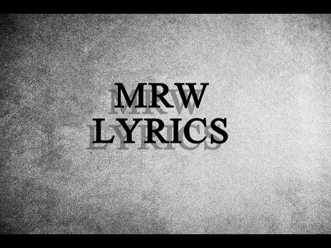 MRW Ich habe (tele a fasz) Lyrics video 2019