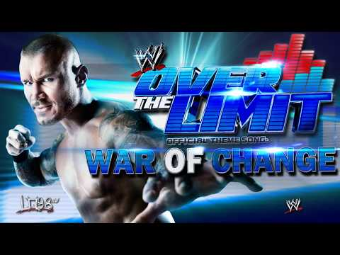 Wwe over the limit 2012 theme song 39 war of change 39 dow doovi - Night of champions 2010 match card ...