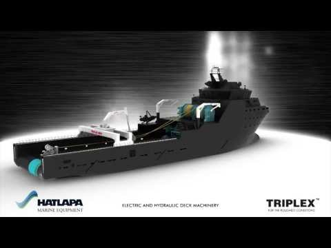 Triplex HATLAPA Offshore