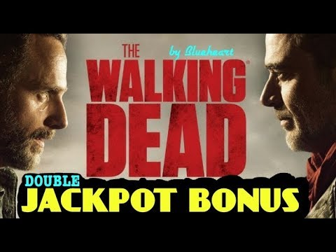★BACK TO IT★ The WALKING DEAD 2 slot machine BONUS BIG WINS! - 동영상