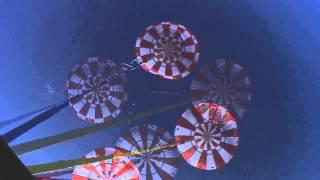 Orion Parachutes Feature