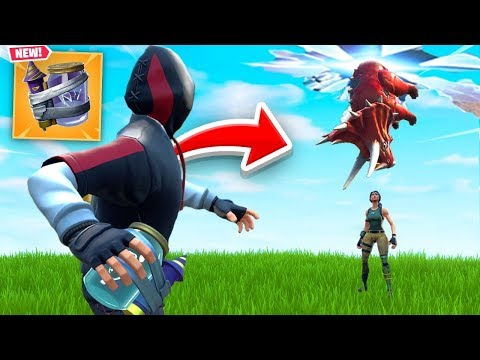 *NEW* JUNK RIFT is INSANE In Fortnite!