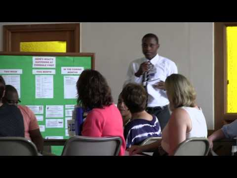 Access of West Michigan Poverty Simulation Workshop