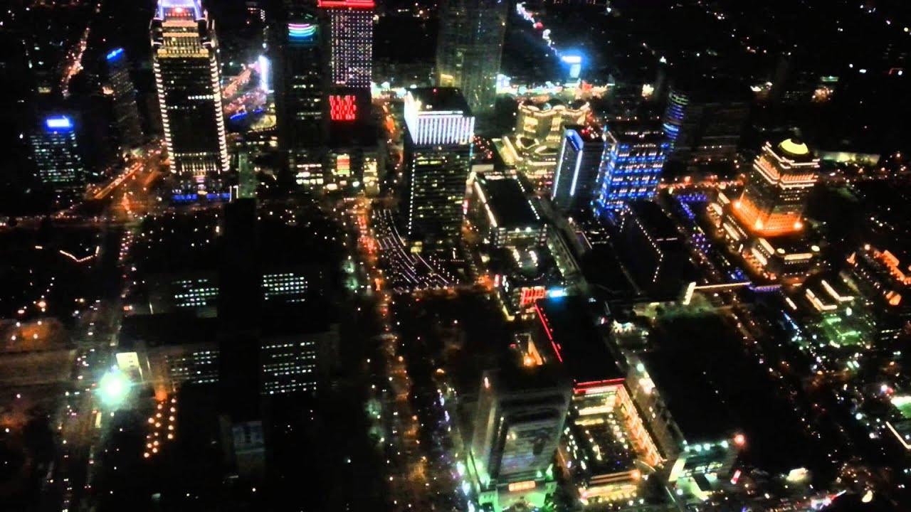 20140124 Taipei101頂樓看信義區夜景 - YouTube