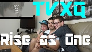 TVXQ - Rise As One MV Reaction