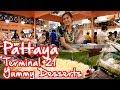 Pattaya Street Food - Yummy Thai Desserts Terminal 21 Mall