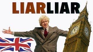 Skripal case: LIAR LIAR Boris Johnson Exposing UK False Flag