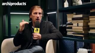 Salone del Mobile.Milano 2017 - NOVAMOBILI - Philippe Nigro ci racconta lo scaffale Pontile