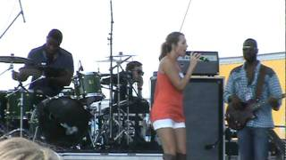 Colbie Caillat - Brighter than the Sun Live - Taste of Pinellas