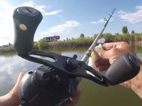 St. Vrain State Park Fishing