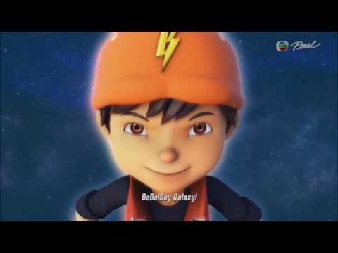 TVB Pearl : Boboiboy Galaxy Promo Episode 11M