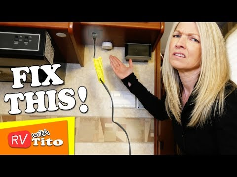 Add USB and AC Outlets Where YOU Need Them In Your RV