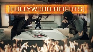► Hollywood Heights + L85a2! | Battlefield: Hardline - Ps4 Multiplayer Gameplay
